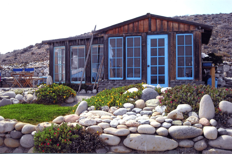 Our cabin in Baja - source of our Baja Collection
